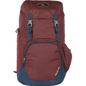 Deuter Walker 24 Backpack maron-midnight